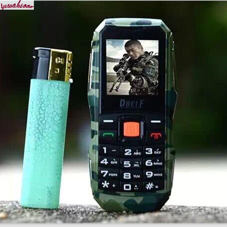 Цена за Оригинал DBEIF F7 длительным временем ожидания доль sim карты bluetooth фонарик FM радио MP3 4800 мАч power bank мобильный сотовый телефон