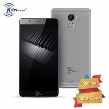 Кен V9 Китай Телефон Сенсорный экран мобильного телефона Android 2017 смартфон 1920*1080 6 дюймов MTK6753 Восьмиядерный 8MP разблокирована телефоны 4 г