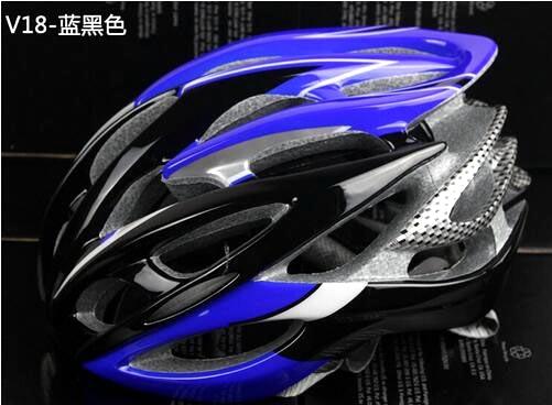 2017 Hot Ultralight Fietshelm Fietshelmen Fietsen Rijden Bicicleta - Wielersport