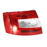 For Skoda Octavia A7 2013 2014 2015 2016 Tail Light Rear Light Car Styling LED Left