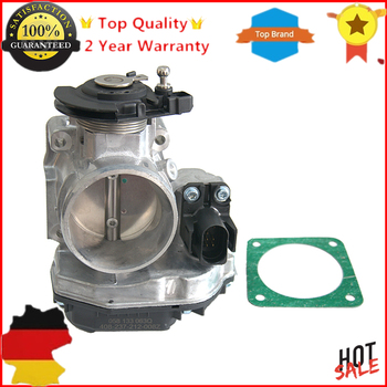 AP01 Throttle Body + Gasket for AUDI A4 B5 8D A6 4B C5 1.8 T BJ VW Passat 1.8T 058133063M,058 133 063 M,058133063Q,058 133 063 Q