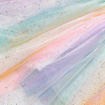 Unicorn Rainbow Sequin Tutu Dress