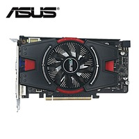 Used Original ASUS GTX550Ti Real 1G DDR5 192bit 900 4104MHz 100 Tested Good