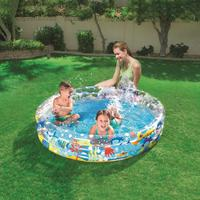 152*30CM Inflatable Baby Swimming Pool Piscina Portable Outdoor Children Basin Bathtub Kids Pool Baby Swimming Pool