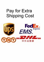 Extra Fee for Air Shipment for Specified Items or Orders.