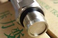 0-2.5Mpa M20 * 1.5 4-20ma düz membran basınç verici floş diyafram basınç sensörü sıhhi basınç verici