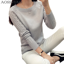 Long Sweater Top tricot