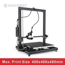 2016 Новые Конструкции XINKEBOT ORCA2 Cygnus XL 3D Принтер Штамповки часть 400*400*480 мм Специальный с одним и Двумя Экструдеров