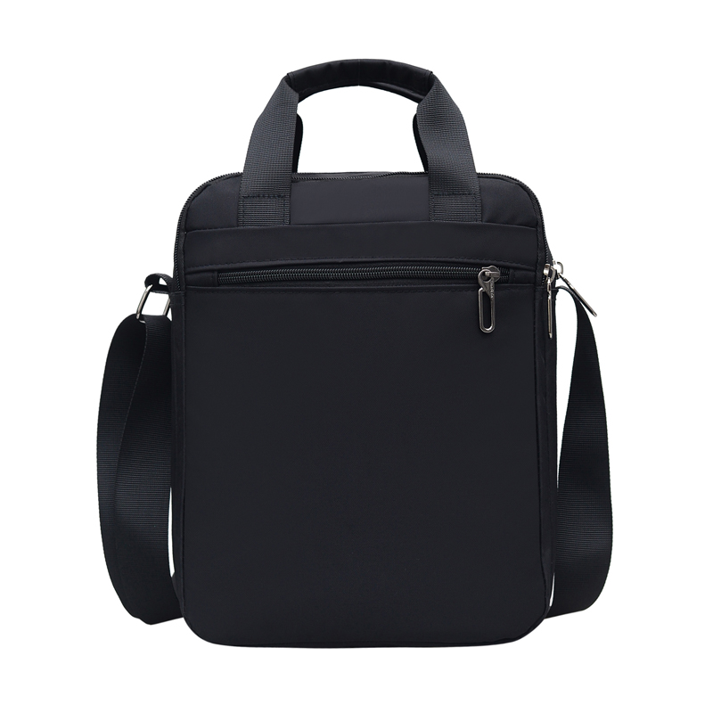 Image 4 - Mens Crossbody Bag Messenger Bag Male Waterproof Nylon Satchel Over The Shoulder Bags Business Handbag Mini Briefcase HandbagCrossbody Bags   -