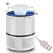 Electronic Mosquito Killer LED Trap