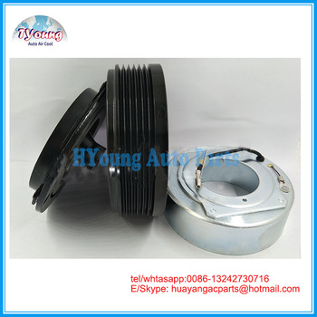 Car ac compressor clutch for BMW X5 CSV717 6PK 110mm 12v , China factory supply