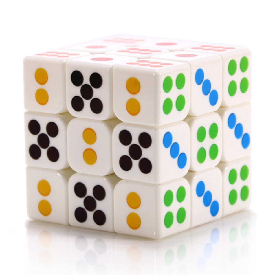 Unique Dice Cube,Rubik/'s Cube,Personalized Dice,Cube Toy for Kids,Dice for Kids,Unusual Dice Gift,Stress Relief Toy,Dice Toy