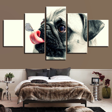 5pcs DIY Diamond Painting Cute Pet Dog Full Square Embroidery Mosaic Picture Of Rhinestone H353