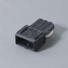 цена на Male Connector Terminal plug connectors jacket auto Plug socket female Connector 3-pin connector Fuse box PA66 DJ7032-3.5-11