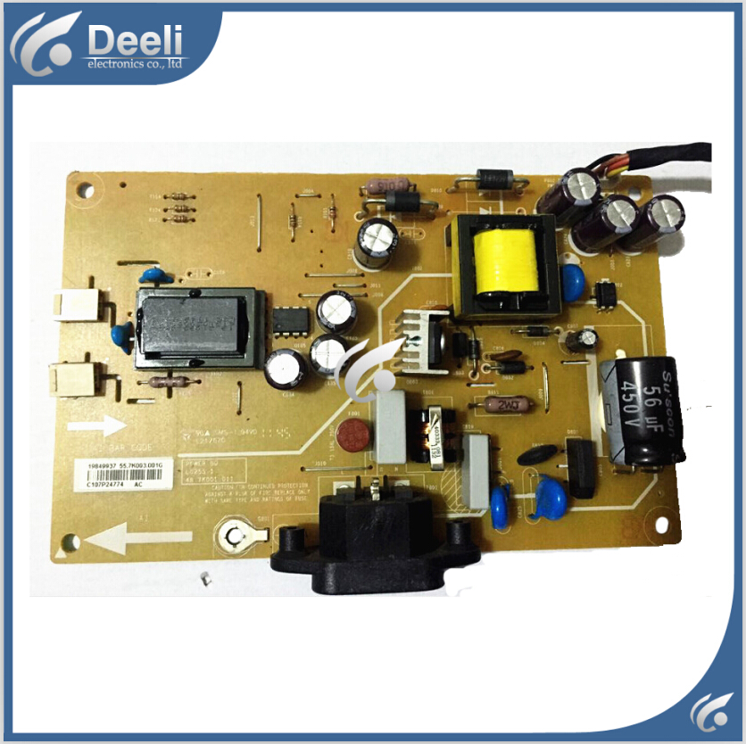 good Working original new for Power supply board Li1963WC L1961WC 48.7K001.011 L0255-1 99% new original good working for power supply board le32c16 le32m18 tv3205 zc02 01 a 1pof246232c board
