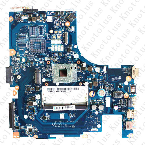 NM-A311 Rev 0.3 for Lenovo G50 G50-30 laptop motherboard DDR3 Free Shipping 100% test ok