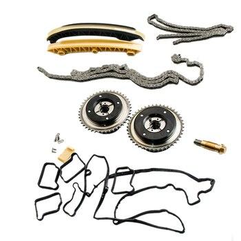 Camshaft Cam Roda Gigi Timing Chain Pulley untuk Mercedes 180 K 1.8L Compressor M 271