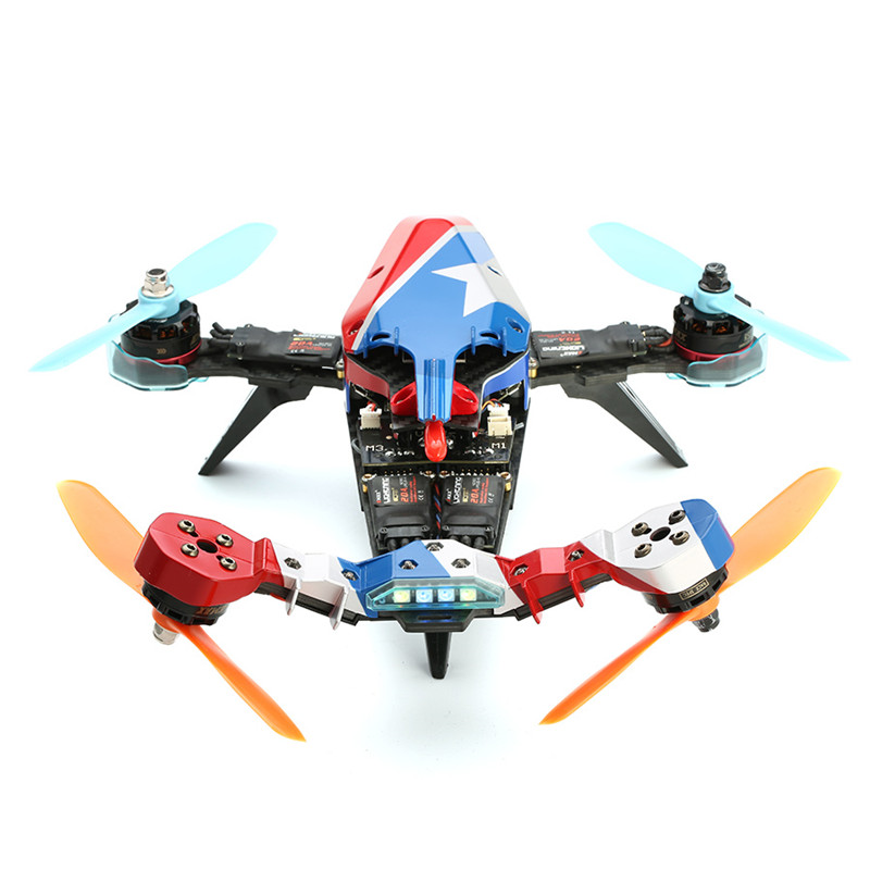Aliexpress.com : Buy Eachine V tail 210 FPV Drone 1080P HD DVR SP ...