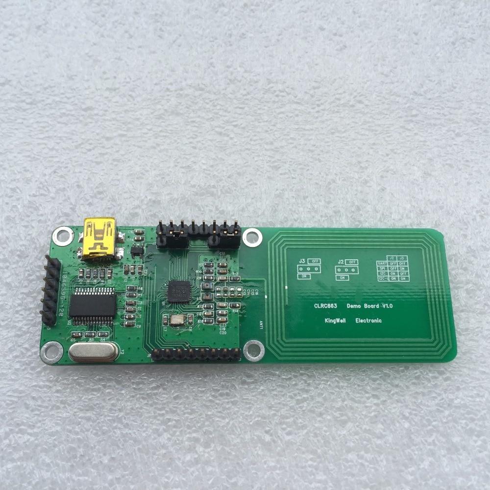 CLRC663 Development Board /RFID Development Board /NFC Development Board