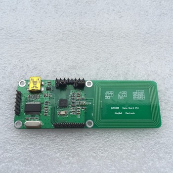 цена на CLRC663 development board /RFID development board /NFC development board