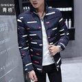 TG6164 Cheap wholesale 2016 new Han edition thickening of men's wear coat of cultivate one's morality short cotton-padded jacket