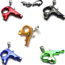 Bow release -Bow Other Accessory  3 Finger Aid Quick Release Stainless Steel Pulley Grip Archery