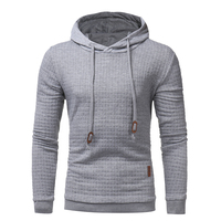 Men S Hoodies 2017 Brand Male Long Sleeve 3D Hoodies Casual Sweatshirt Slim Diamond Plaid Tracksuit