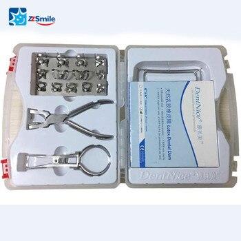 CE Approved DentaNice Dental Dam Kit