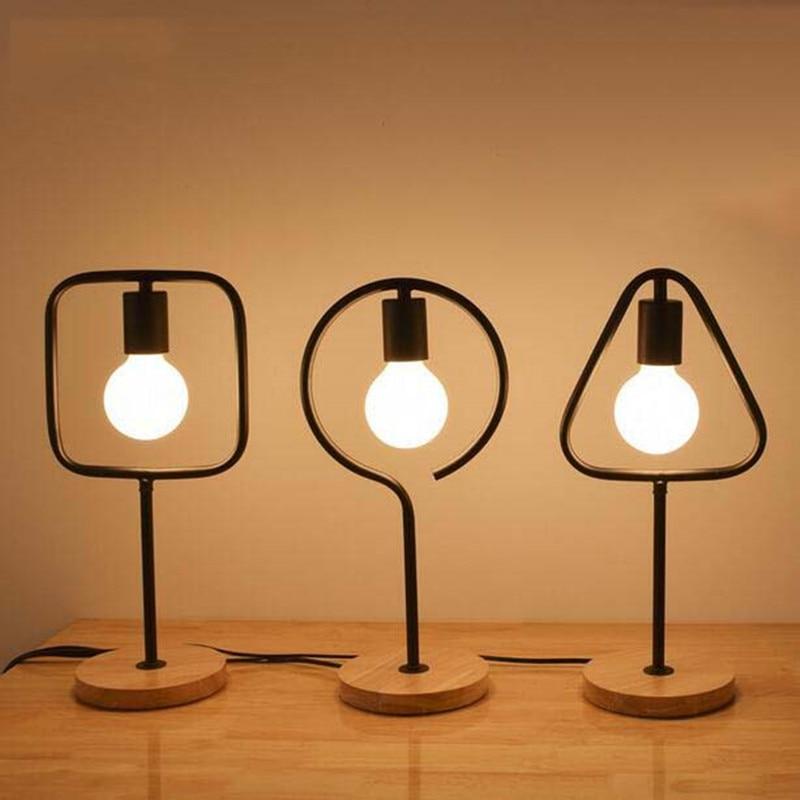 Northern europe modern minimalist bedroom lights led for Minimalist bedroom lighting