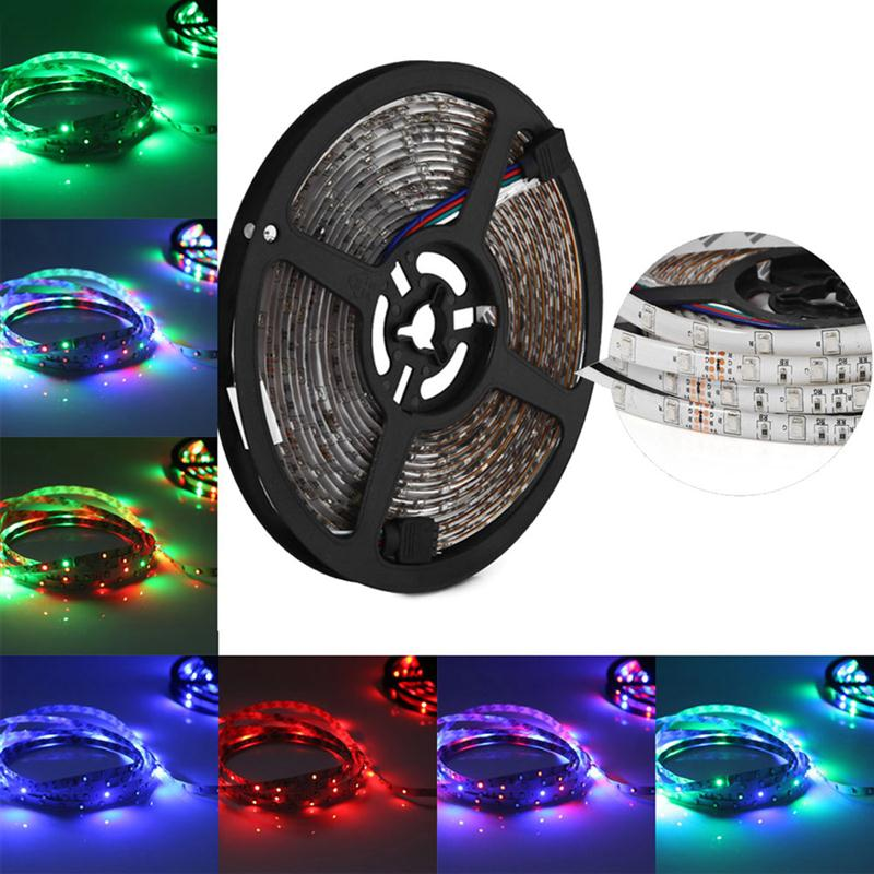 Aliexpress.com : Buy 10M 600 LED Strip Light Waterproof SMD 3528 Flexible RGB Color Changing ...