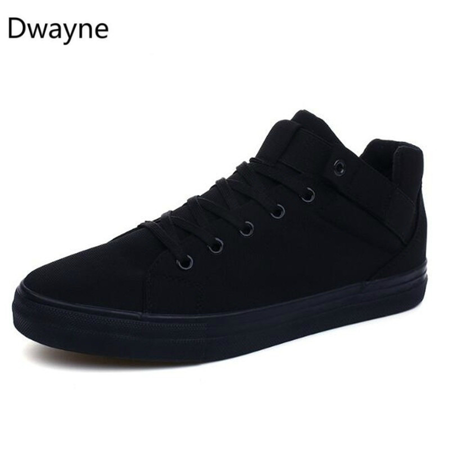 Dwayne 2018 New Arrival High Quality Men Flats Shoes Breathable Fashion Men Casual Canvas Shoes Zapatos Hombre Mens FlatsDwayne 2018 New Arrival High Quality Men Flats Shoes Breathable Fashion Men Casual Canvas Shoes Zapatos Hombre Mens Flats