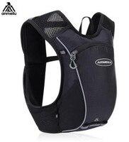 ANMEILU Men Women 2L Running Hydration Vest Pack Backpack Outdoor Sport Lightweight Marathon Running Race Cycling