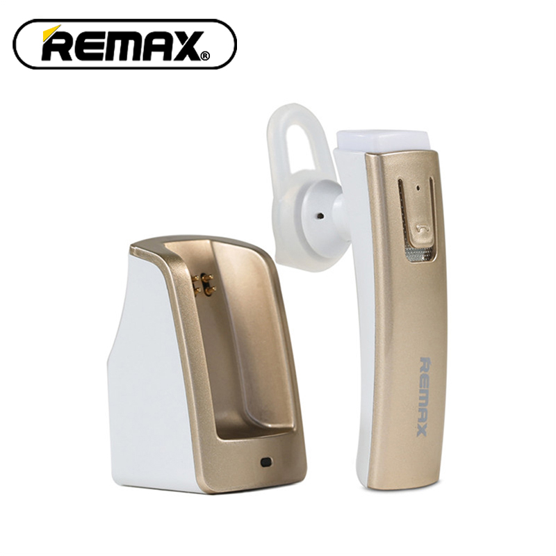 Remax RB-T6C Bluetooth Headset Fone De Ouvido Wireless Earphone with Microphone Handsfree for iphone samsung xiaomi Mobile phone bluetooth earphone 4 0 auriculares wireless headset handfree micro earpiece for nokia 6700 classic n8 e7 n900 fone de ouvido