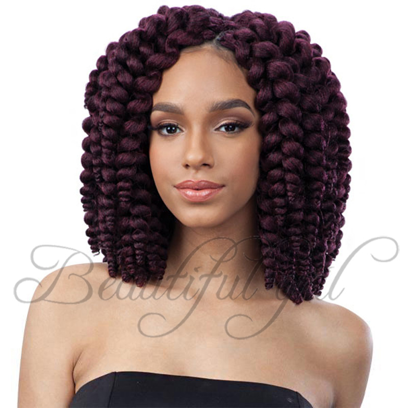 crochet hair braiding Synthetic hair weave crochet dreadlocks braids ...