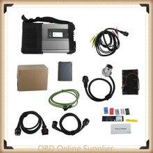 Mb star Interfaz de escáner c5 sd connect 5, software 2020 y SSD 2020,03g, supervelocidad con wifi, novedad de 360