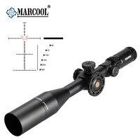 MARCOOL оружие 6 24X50 FFP ночной телескопический оптический охотничий Riflescope Collimator guns Sight для тактический Снайперский прицел Пневматические винтов
