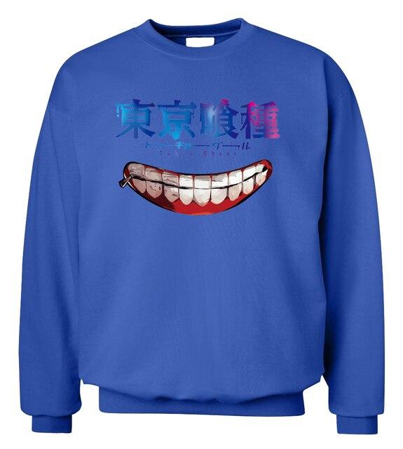 Cartoon Tokyo Ghoul Men Sweatshirt Hoodie