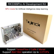 RK3399Pro AI Development Kit for Artiticial Intelligence Deep Learning Accelerate TensorFlow Caffe up to 3.0TOPs Android/linux