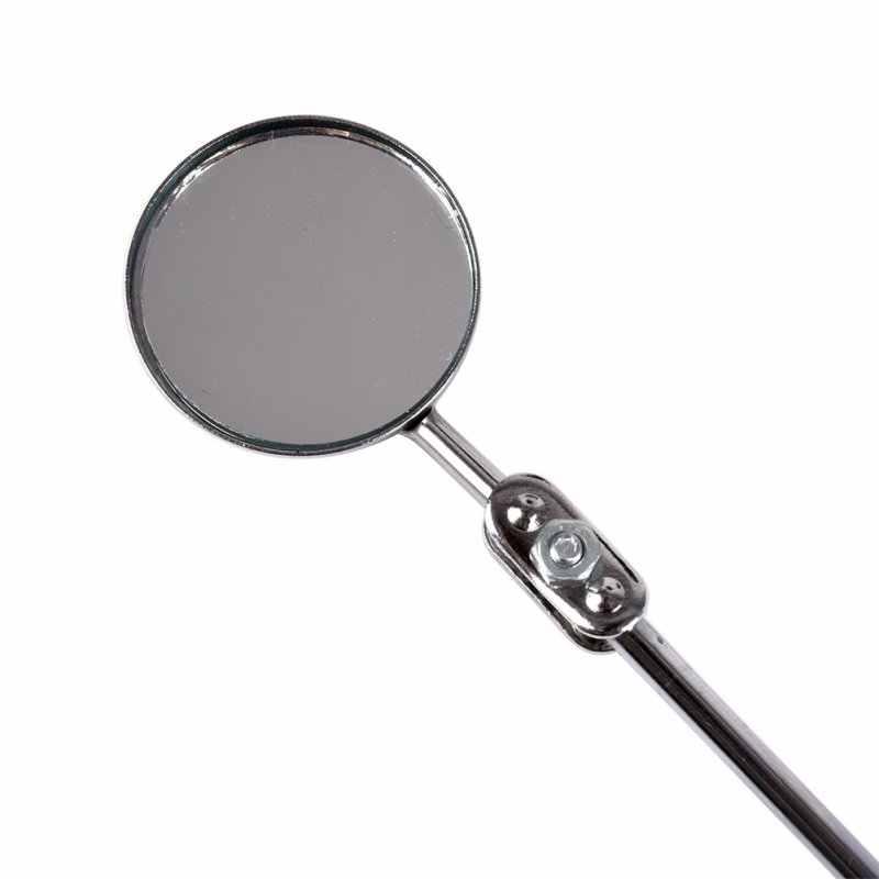 Telescopische Inspectie Spiegel Automotive Telescopische Detectie Lens Ronde Spiegel Uitbreiding Car Hoek View Pen Tool