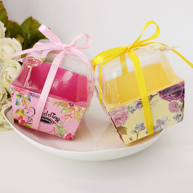 Pvc Luxury Wedding Favor Candy Box Ferrero Chocolates Box