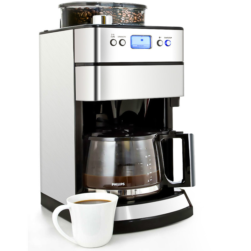 Fully automatic american style domestic coffee machine ...