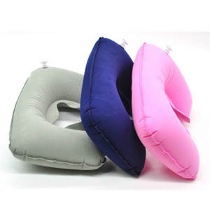 Inflatable Cervical Neck Rest Plane Flight Travel Pillows
