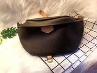 2019 new fashion women pocket bag belt bag free shipping