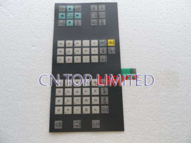 New Touch Screen panel Membrane Keypad operation panel Button mask for 802D 6FC5603-0AC12-1AA0 new membrane keypad operation panel button mask for mp270 6av6542 0ac15 2ax0
