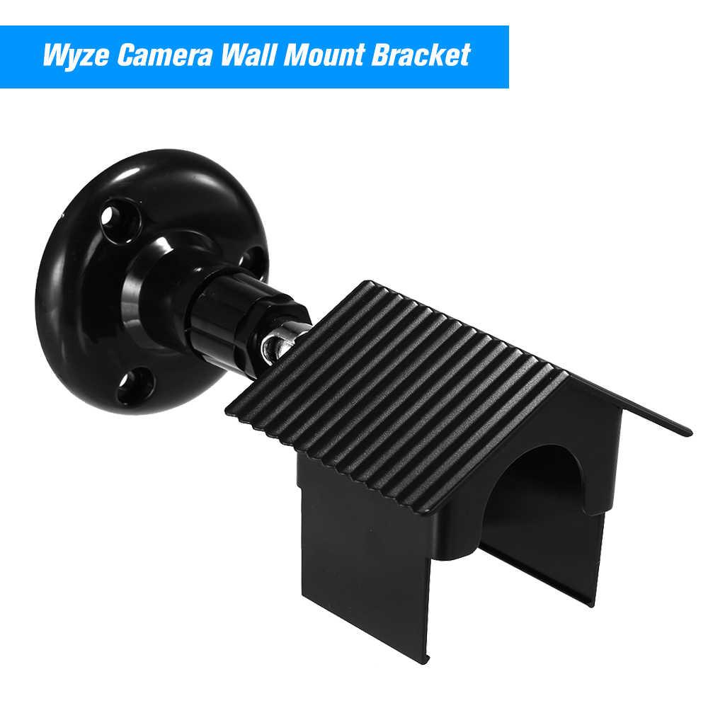 Wyze камера настенное крепление кронштейн крепление с защитой от атмосферных воздействий чехол для WyzeCam и iSmartAlarm точечная камера защита от солнца