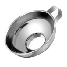 Stainless Steel Wide