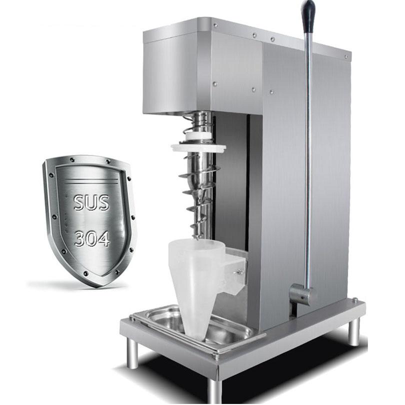 Fruit Ice Cream Machine/Yogurt Ice Cream Mixer/Blender With Competitive Price