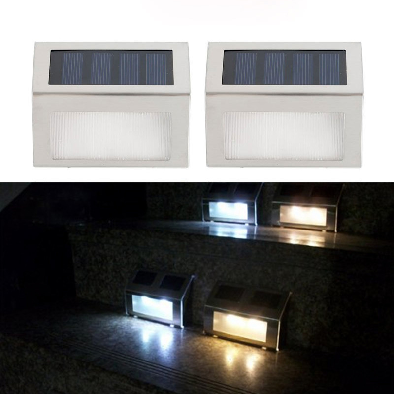 Compare Prices on Solar Step Lights Online ShoppingBuy Low Price