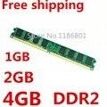 New Sealed DDR2 800 МГц/667 МГц/533 МГц PC2 6400 1 ГБ/2 ГБ для Рабочего Стола ОПЕРАТИВНОЙ Памяти/Бесплатная Доставка!