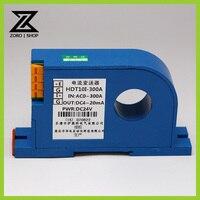 HD T10I Current Sensor INPUT AC 0 200A OUTPUT DC 4 20mA POWER 24V 12V Isolation
